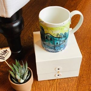 New Anthropologie Mug | We Love Vera
